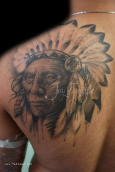1000 images about tattoos on pinterest indian tattoos indian chief tattoo and native. Black Bedroom Furniture Sets. Home Design Ideas