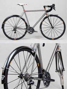 A Dream Winter Bike from Firefly