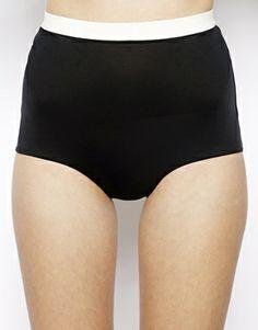 Scandale Eclipse High Waisted Bikini Bottom
