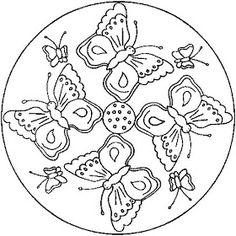 Mandalas Para Pintar: mandalas de animales