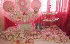 Galletas primera comunión niña para mesa dulce