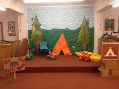 VBS 2014 - Sonrise National Park- Spring Hill Baptist Church