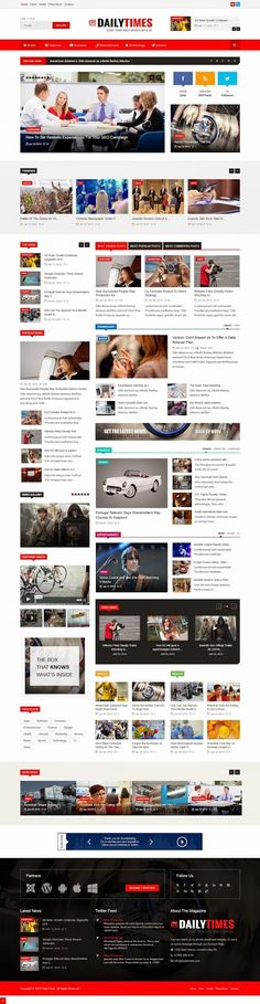 Design website news layout 62 Ideas News Website Design, News Web Design, Web News, Website Design Layout, Web Layout, Page Design, Design Blogs, Newspaper Layout, Newspaper Design