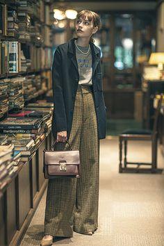 Look Fashion, Girl Fashion, Fashion Outfits, Womens Fashion, Look Retro, Look Vintage, Street Style Vintage, Cool Outfits, Casual Outfits