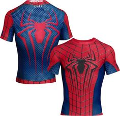 c207c0d00b2a Spiderman. Jordan Asher · Under Armour