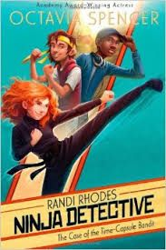 Randi Rhodes Ninja Detective reviewed by Denise Dillow