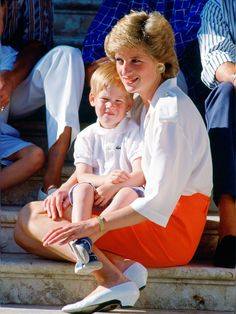 Diana And Harry Majorca