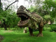 """Did you know that Gujarat is home to one of the largest collection of dinosaur fossils and eggs in the world? Well, here's your chance to have an adventure in our very own """"Jurassic Park""""!"""