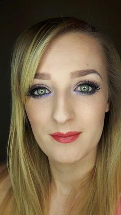 JaŚniutka  - makijaż, recenzje : makijaż wieczorowy