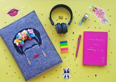 Frida Kahlo iPad & Macbook Case  iPad Sleeve  iPad Case