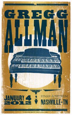 Hatch Show Print - Wished I had gone to this show!