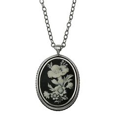 Femme Metale Bodacious Bouquet Necklace