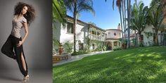 42 yaşındaki ABD'li süpermodel Tyra Banks, Beverly Hills'teki 600 metrekare büyüklüğünde olan muhteş...