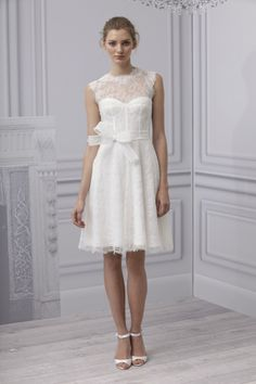 20 Unconventional Wedding Dresses for the Modern Bride via Brit + Co.