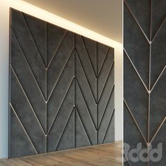 models: Other decorative objects - Decorative wall. Wall Panel Design, Wall Decor Design, 3d Wall Decor, Luxury Bedroom Design, Bedroom Bed Design, Interior Design, Decorative Wall Panels, Padded Wall Panels, Decorative Objects