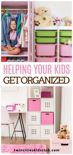Twin Cities Kids Club Blogs:  Helping Your Kids Get Organized - Kids and organization. Not exactly two concepts you would ordinarily expect to see together! Your lifestyle is transformed when you have children, and this can include throwing out your previous routines and systems. #parenting #coparenting #parentingtips #parentinghacks #parenting101 #parentinghumor Activities For 2 Year Olds, Indoor Activities, Infant Activities, Step Parenting, Parenting Humor, Parenting Hacks, Play Based Learning, Fun Learning, Coparenting