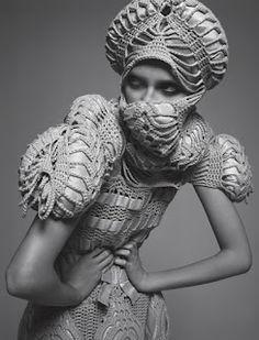 lovely textiles: Sandra Backlund (knit)