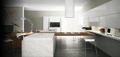 Luxurious Italian Kitchen Design Rom Cesar