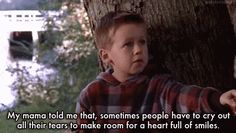 """When Jamie spoke the truth. 