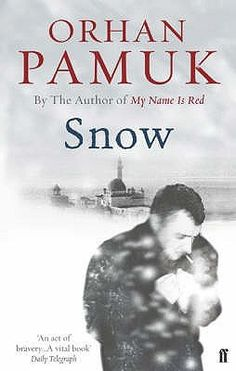 Snow, by Orhan Pamuk