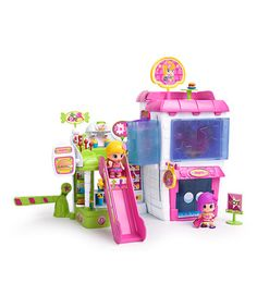 Take a look at this Pinypon Shopping Mall Set by Pinypon on #zulily today!
