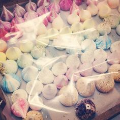 so many meringues, so little time
