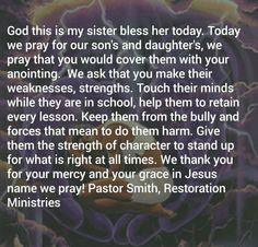 Sister Prayer, Prayers For Sister, My Sister, Pray For Us, Sisters, Mindfulness, Daughters, Consciousness, Big Sisters