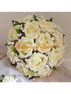 Mariage en fleurs 60 bouquets de fleurs pour une future for Bouquet de fleurs pas cher livraison gratuite