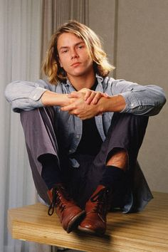 Described as the 'vegan James Dean', noted humanitarian and one of the most promising musicians and actors of his generation, River Phoenix died at the age of 23 on the sidewalk outside a night-club as his friends, a band with Johnny Depp and Flea from the Red Hot Chili Peppers as members, were playing a gig.