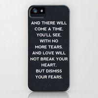 @Laura Knauff Mumford & Sons / After The Storm iPhone Case by Zyanya Lorenzo | Society6