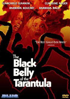 The black belly of the tarantula • Paolo Cavara