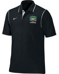 Ohio University Lacrosse Team Gear, Lacrosse, Ohio, University, Polo Ralph Lauren, Nike, Mens Tops, Black, Columbus Ohio