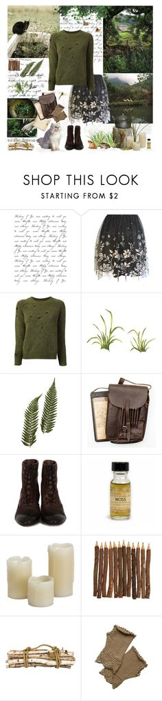 """""""Forest House"""" by cyanideteaparty ❤ liked on Polyvore featuring Betsy & Adam, Étoile Isabel Marant, H by Hudson, Portland General Store, Inglow and Jayson Home"""