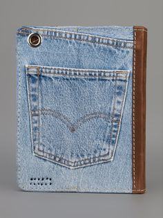 PATCH - #denim jean #iPad case