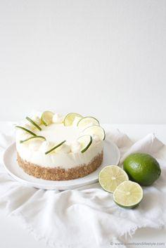 No Bake Hugo Torte von Sweets and Lifestyle