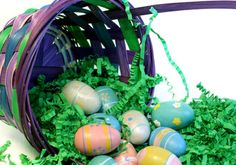 How to Make Kids' Easter Baskets Out of Construction Paper