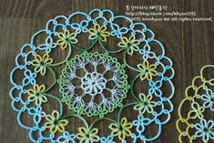 ▷▶▷▶ 민들레 (Dandelion) ◀◁◀◁ 똥강아지 자작도안 리즈베스#40 138, 610, 170, 134, 163 / 14cm ...