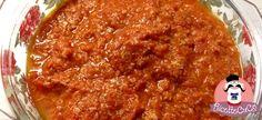 Ragù di Carne di Tacchino (fesa) con il Cuisine Companion lasagna veloce ragu carne bambini bimbi svezzamento pappe monsier cuisine moncu moulinex cuisine companion ricette cuco bimby 5