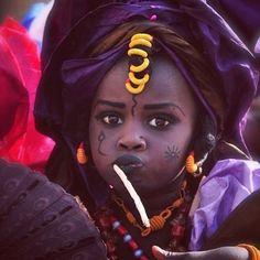 Little Senegalese Beauty