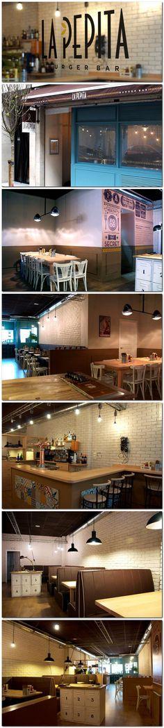 La Pepita Burger Bar #restaurante #Vigo #burger
