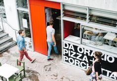 Profile of Sydney Chef Orazio D'Elia, Da Orazio Pizza + Porchetta, Bondi Beach, Broadsheet Sydney - Broadsheet