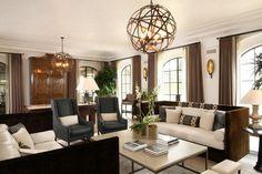 Tom Brady and Gisele Bundchen Brentwood Residence #laylagrayce #celebrityhomes