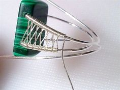 Wire Jewelry Tip for September 5th, 2017 Perfecting your Wirework by Delilah If you venture in wire wrapping, make it look perfect! Nothing detracts from a wire piece more than sloppy coiling or weaving. Don't kid yourself that people won't notice. Truly professional wire wrapped pieces look that way – professionally done! No matter what [...] #jewelrytips  #JewelryTips #wirejewelry