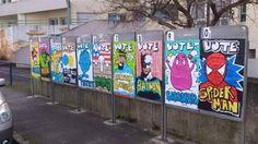 C'est le grand jour de l'arnaque: c'est journée Election pour une grande région ACAL Alsace- Champagne/Ardennes-Lorraine, où l'Alsace perd son identité au nom de soit-disantes futures économies, sans que ces promesses ne soient vraiment étalées noir sur...