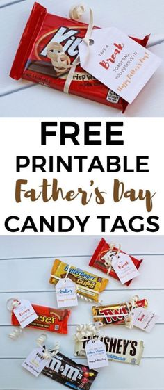 DIY Father's Day gift ideas. Printables, funny gift options, and more!