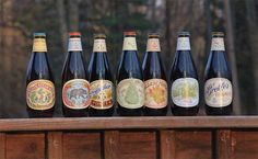 Anchor Brewery lineup