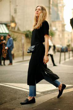 Tvotvp.com : Alive. #outfit #minimal #boheme #denim