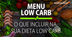 Para quem está iniciando, fica sempre a duvida sobre o que comer na dieta low carb. Vamos falar das regras gerais, mas que deve ser adaptada a cada pessoa