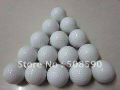 free shipping 20pcs/lot  glow golf ball glow in the dark golf ball luminous golf ball light up golf ball  for Christmas | #GolfBalls