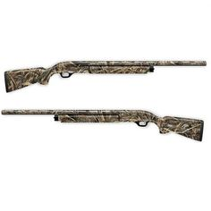It's time to wrap your shotgun before season coming. Realtree Max 5 Camo Shotgun Wrap $25  #RealtreeMax5 #camowraps